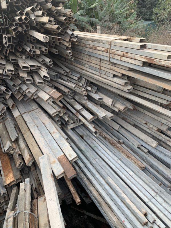 Bảng giá sắt phế liệu ngày hôm nay bao nhiêu tiền 1kg?