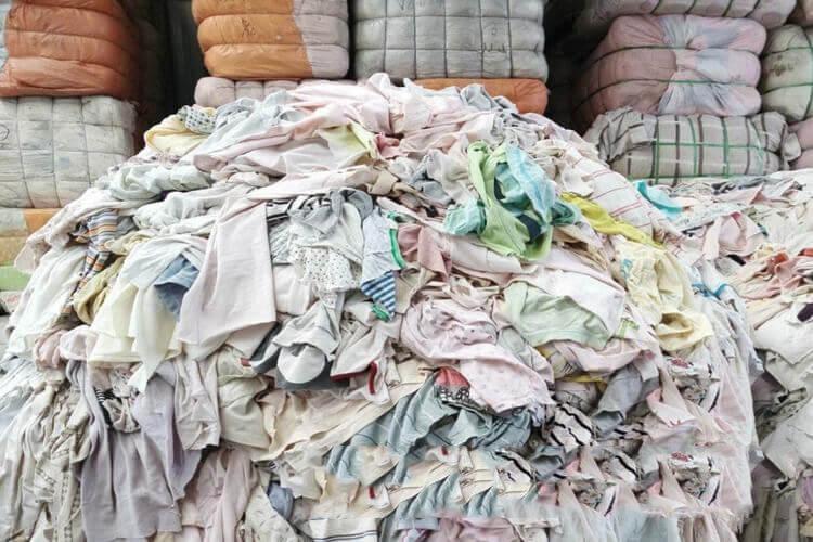 Giá mua vải phế liệu giá cao so với thị trường