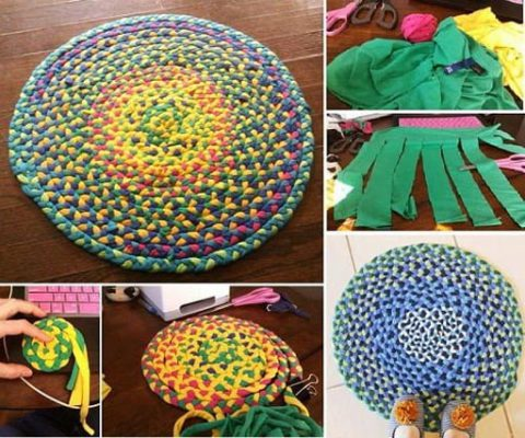 Cách tái chế vải vụn thành đồ dùng