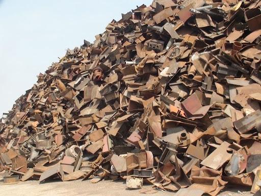 Quy trình tái chế thép phế liệu