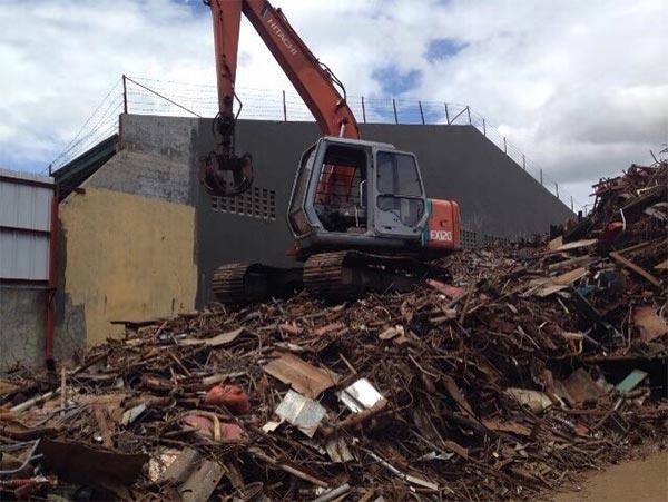 Phế liệu xây dựng cần được tái chế