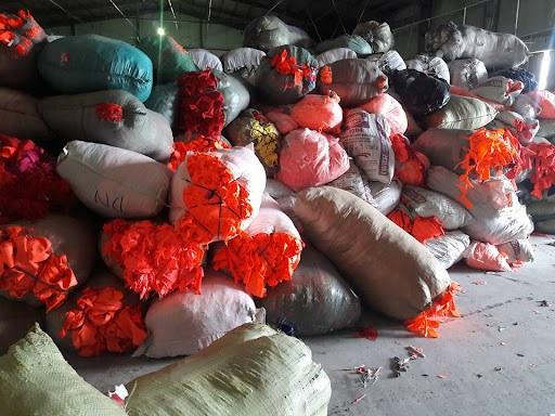 Giá thu mua vải vụn phế liệu theo KG