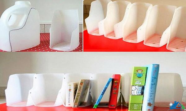 Cách làm đồ dùng học tập từ phế liệu chai nhựa